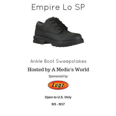 Empire Lo SP Lugz Boots Sweepstakes
