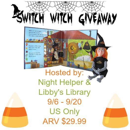 Switch Witch GA Button