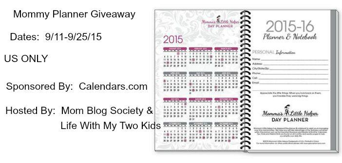 calendars.comgiveaway