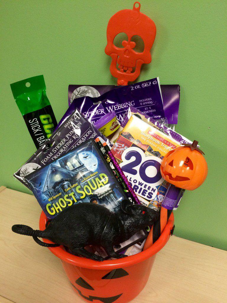 Cinedigm-Halloween-Gift-Basket
