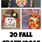 20 Fall Craft Ideas