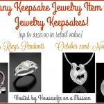 Jewelry Keepsakes Giveaway {US | Ends 11/05}