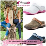 TheraFit Shoes Austin Clogs Giveaway {US | Ends 11/04}