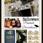 Halloween Printable Decorations