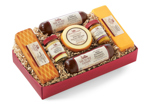 Summer Sausage & Cheese Gift BoxRS