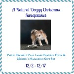 A Natural Doggy Christmas Sweepstakes {US | Ends 12/17}