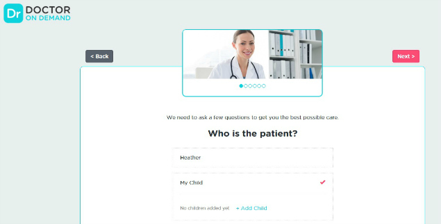 Doctor On Demand Questions_RSPNB