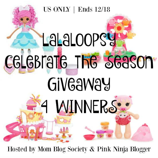 Lalaloopsy PNB Giveaway