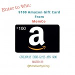 $100 Amazon Gift Card Giveaway {US | Ends 12/25}
