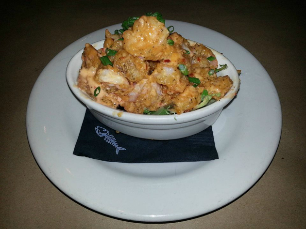 Bonefish Grill: Warming Up with the Winter Menu