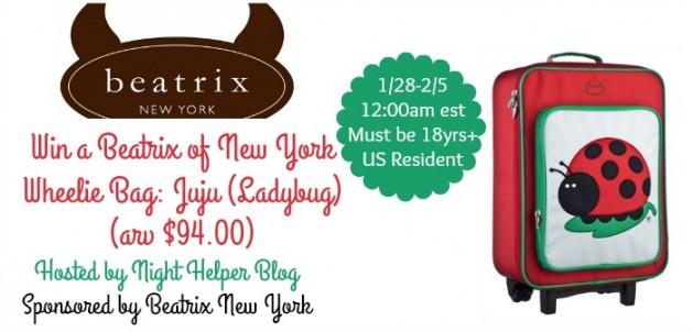 beatrix new york giveaway