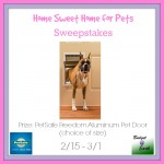 Home Sweet Home for Pets Sweepstakes {US | Ends 03/01}