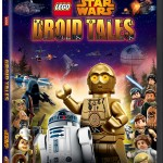 LEGO® STAR WARS: Droid Tales on DVD March 1st!  #LEGO  #StarWars