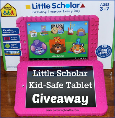 Little Scholar Tablet - Parenting Healthy