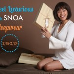 SNOA Sleepwear Giveaway {US | Ends 02/24}