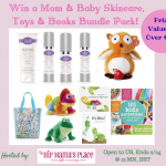 Mom & Baby Prize Pack Giveaway {US | Ends 02/24}