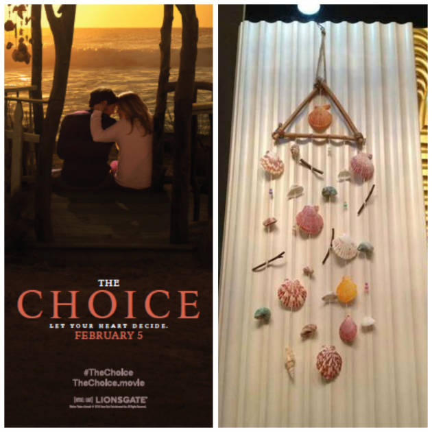 THE CHOICE Collage