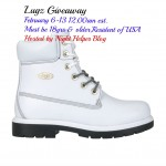 Lugz Shifter Boot Giveaway {US | Ends 02/12}