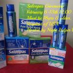 Salonpas Giveaway {US | Ends 02/12}