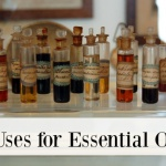 5 Uses for Essential Oils ~ Do You Diffuse?