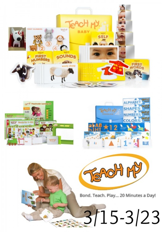 Teach My Learning Resourse giveaway