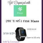FitBit Blaze Giveaway {US | Ends 03/29}
