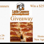 Little Caesars $25 Gift Card Giveaway {2 WINNERS | US | Ends 04/14}