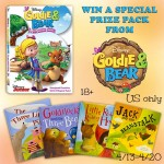 Goldie Bear Giveaway {US   Ends 04/19}