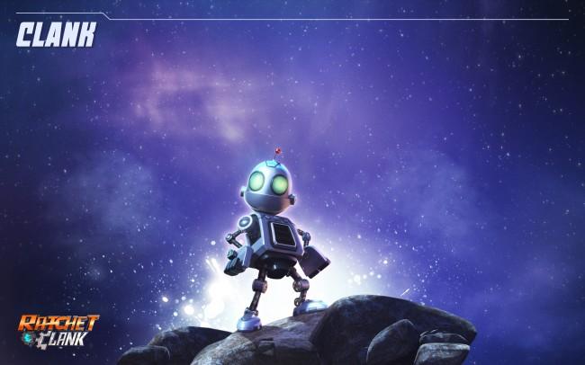 Ratchet and Clank - Clank
