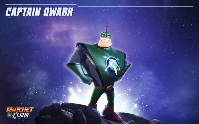 Ratchet and Clank - Qwark