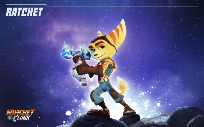 Ratchet and Clank - Ratchet
