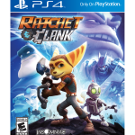 Ratchet and Clank Game in Stores NOW!! #RatchetAndClank