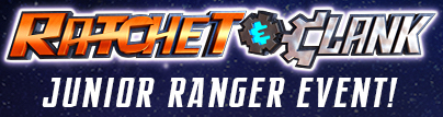 Ratchet and Clank - Junior Ranger