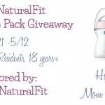 The NaturalFit $200 Prize Pack Giveaway {US | Ends 05/11}