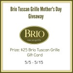 BRIO Tuscan Grille Mother's Day Giveaway {US | Ends 05/15}