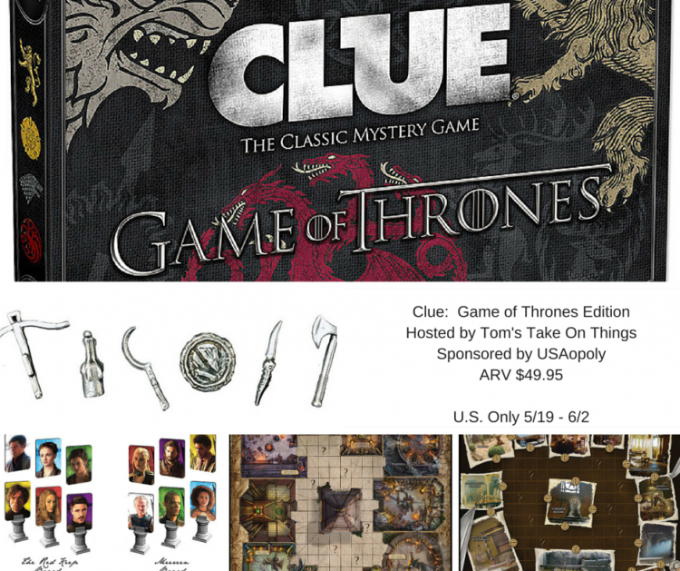 Clue_ Game of Thrones