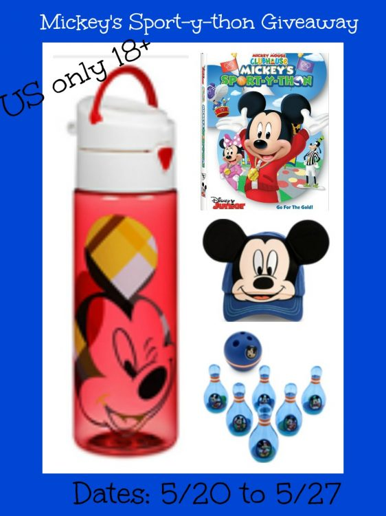 Mickey-Giveaway