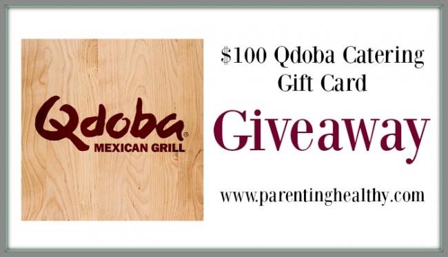 Qdoba Giveaway