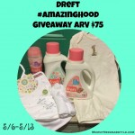 $75 Dreft Baby Giveaway {US | 05/13} #Amazinghood