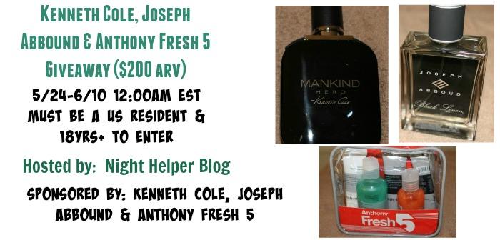 kenneth cole joseph abbound anthony fresh