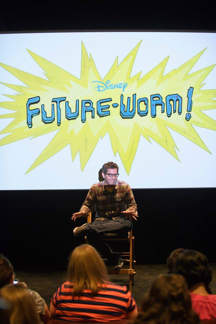 "An Introduction to Ryan Quincy & ""Future-Worm!""  #FutureWormEvent"
