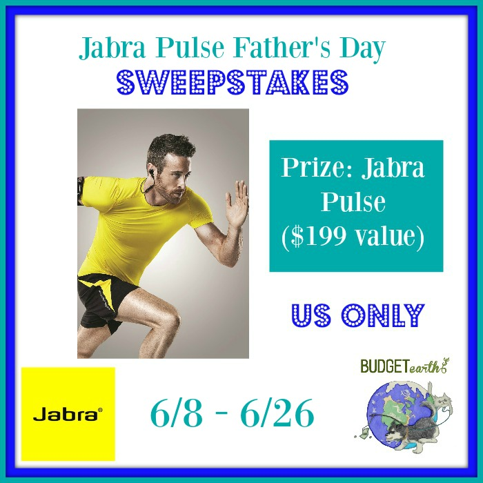 Jabra Father's Day Sweepstakes