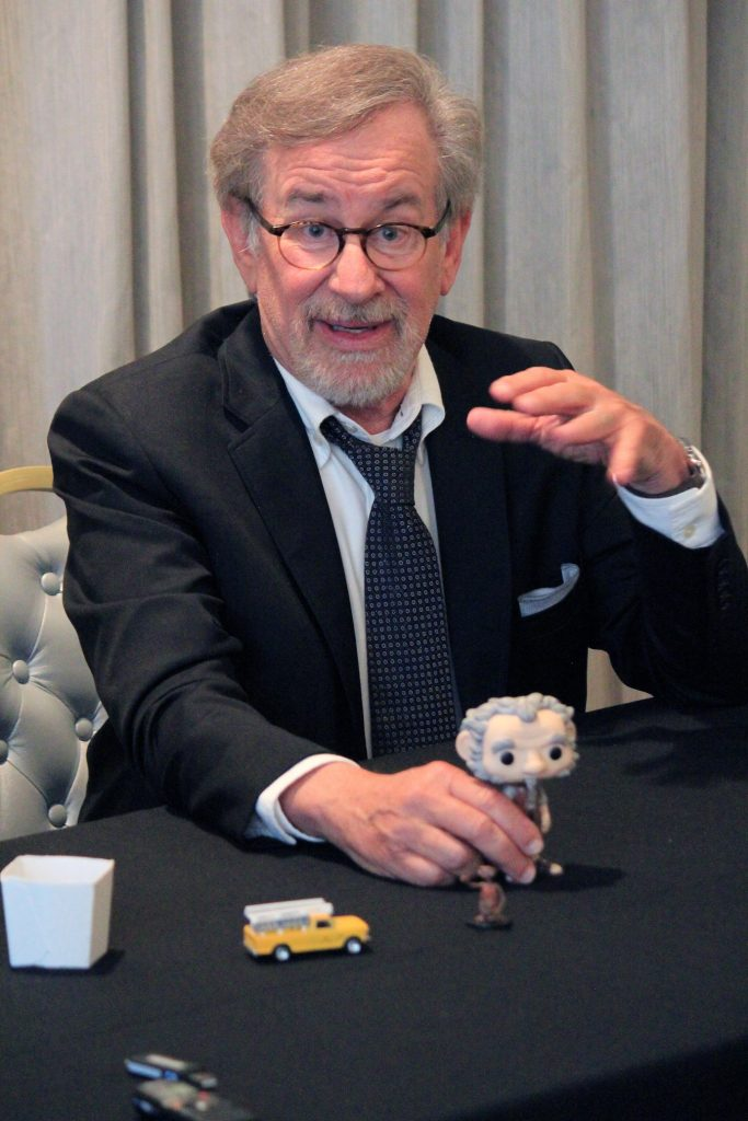 Steven-Spielberg-and-Ruby-Barnhill-3-683x1024
