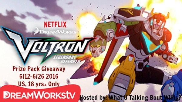 voltron giveaway image