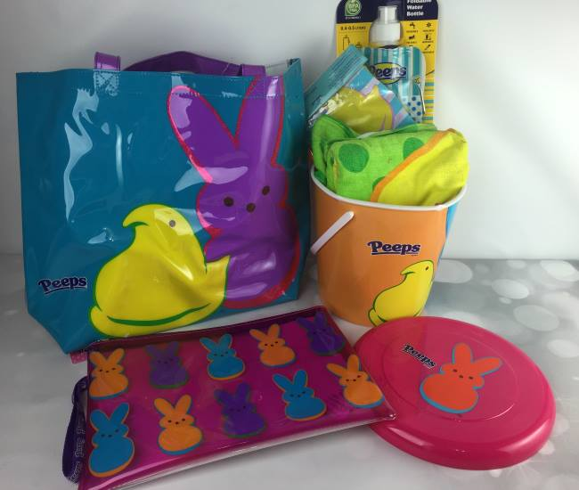 Peeps Summertime Prize Pack Giveaway {US | Ends 08/05}