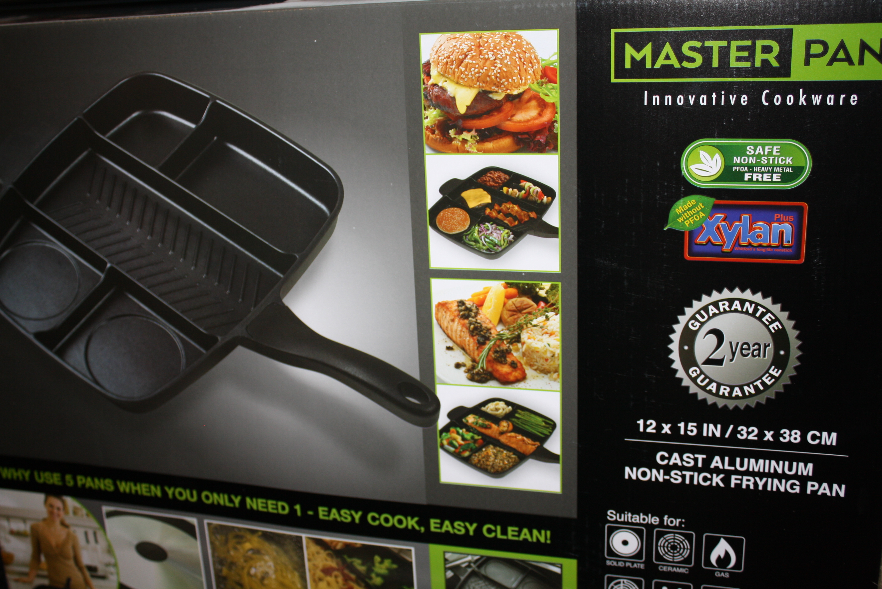 Master Pan – The Last Pan You Will Ever Need