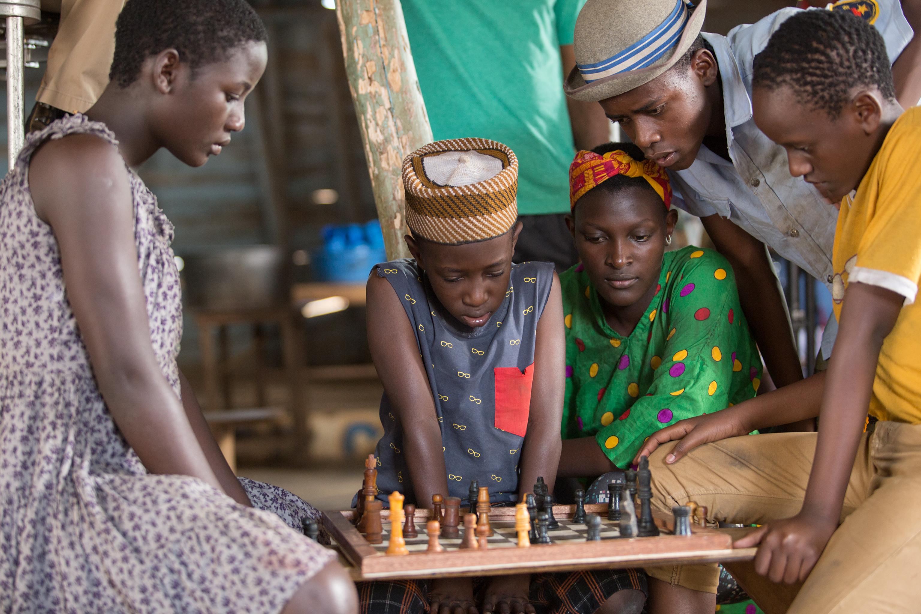Queen of Katwe ~ Real Life Inspiration  #QueenOfKatwe