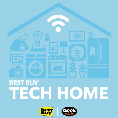 Try it Out at the Best Buy Tech Home