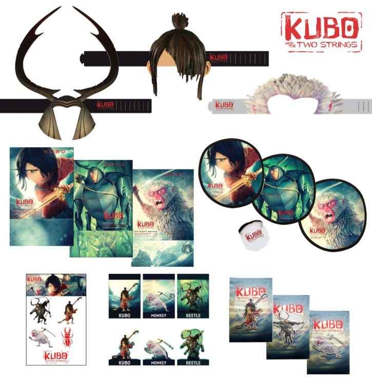 kubo prize package for winner