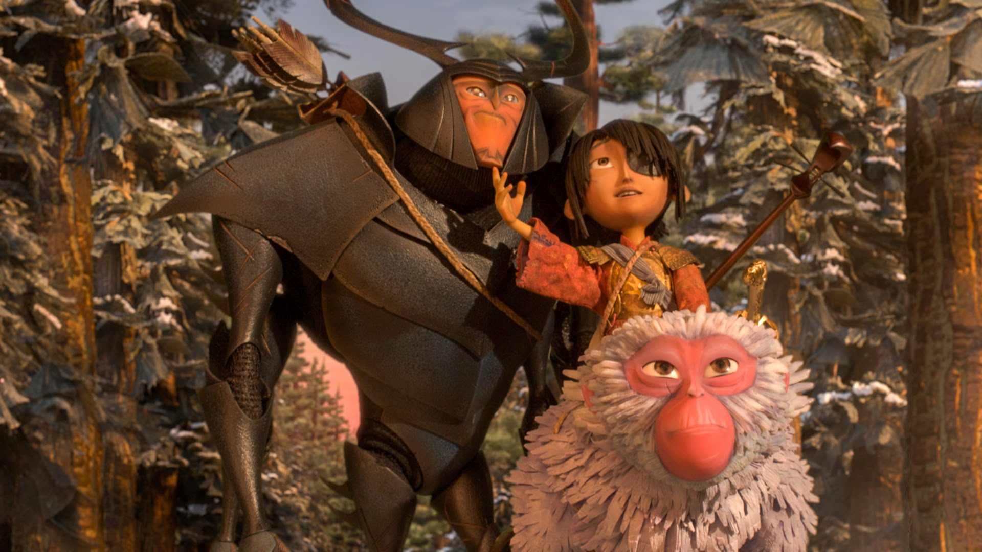 Kubo and the Two Strings ~ Movie Review  #KuboMovie